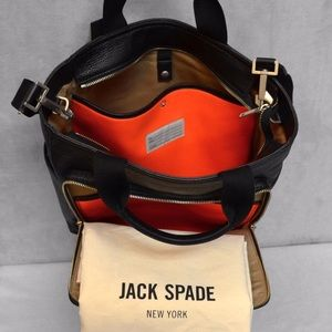 JACK SPADE | UTILITY TOTE